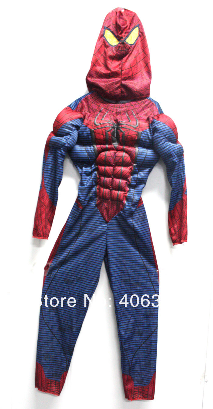 Человек паук и дети фото
