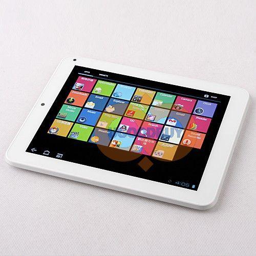 Cube U9GT3 Cherry - планшетный компьютер, Android 4.0.4, 8