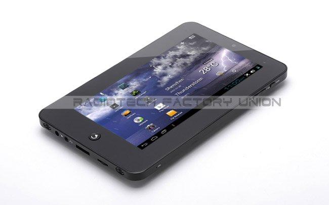 VIA 8850 - планшетный компьютер, Android 4.0.3, TFT LCD 7