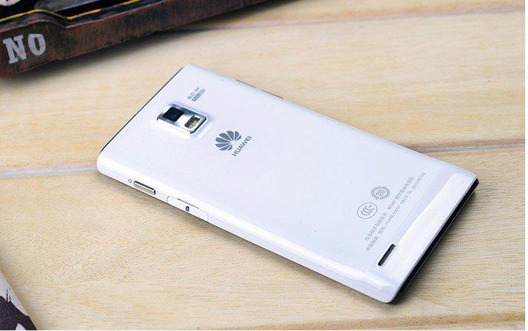 Huawei Ascend P1 XL - смартфон, Android 4.0.3, TI OMAP 4460 (2x1.5GHz), qHD 4.3