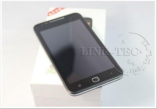 Haipai X710D - смартфон, Android 4.0.4, MTK6577 (1.2GHz), 5.3