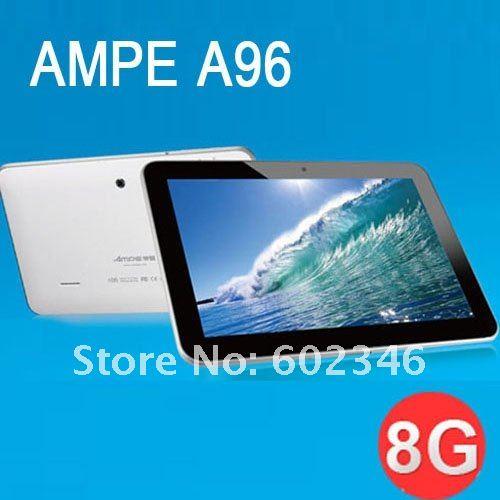 Ampe A96 - планшетный компьютер, Android 4.0.3, 8