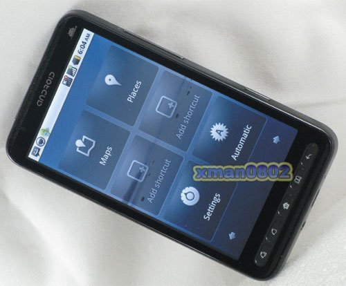 A2000 - смартфон, Android 2.2, MTK6516 (460MHz), 4.3