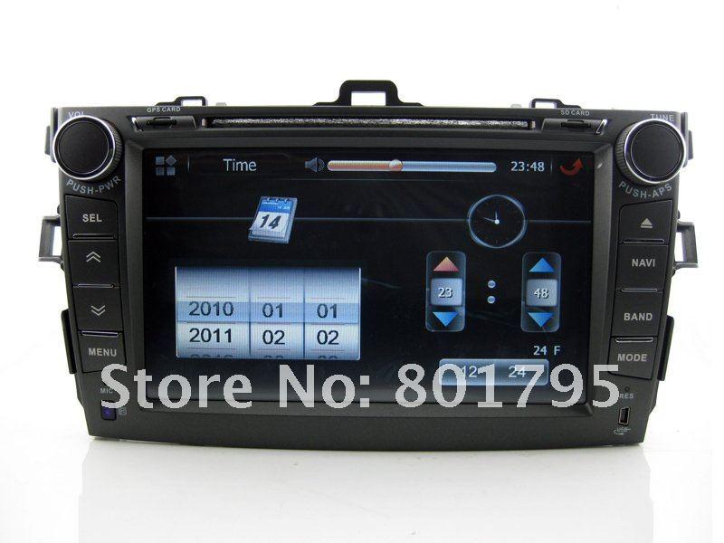 Nuevo ND-1040 - автомобильная магнитола , 8