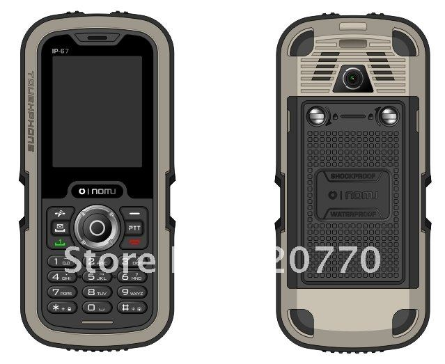 Nomu LM129 V2 - мобильный телефон, 2