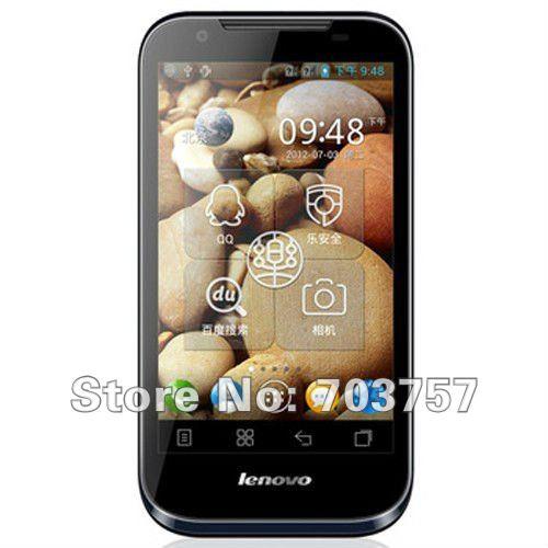 Lenovo LePhone S686 - смартфон, Android 4.0.3, Qualcomm Snapdragon MSM8255 (1.2GHz), 4.3
