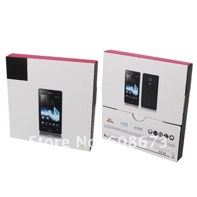 LT28h/LT29i - смартфон, Android 4.1.1, MTK6577 (1.2GHz), 4.5
