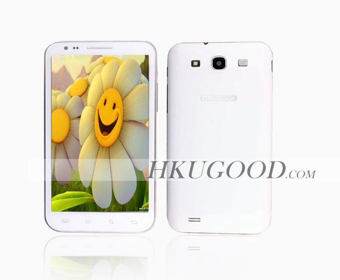 Changjiang N7300 - смартфон, Android 4.0.4, MTK6577 (2x1.2GHz), HD 5.7