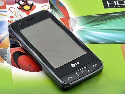 LG GT505 - мобильный телефон, 3