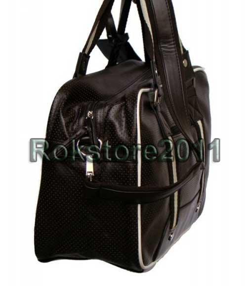 Спортивная сумка Duffle из искуственной кожи M027, унисекс, для ношения на плече