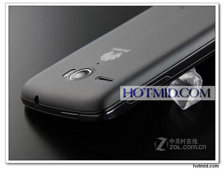 Huawei U8836D Shine - смартфон, Android 4.0.4, MTK6577 (1GHz), qHD 4.3