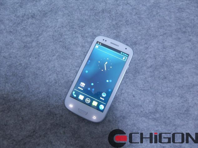 Chigon A720 - смартфон, Android 4.0.4, MTK6577 (2x1.2GHz), 4.5