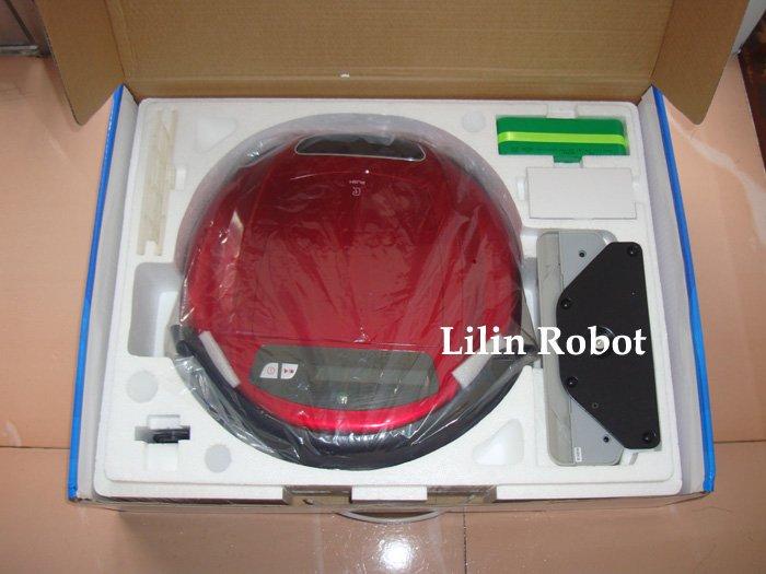 LL-283 - робот-пылесос, дезинфекция, ЖК-дисплей, 2800 мАч