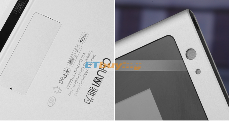 CHUWI V10 Quad Core - планшетный компьютер, Android 4.1.1, HD 10.1