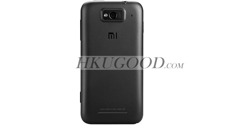 XiaoMi M1 - смартфон, MIUI + Android 2.3.5, Qualcomm MSM8260 (2x1.5GHz), 4