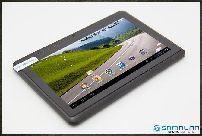 Cube U18GT - планшетный компьютер, Android 4.0.3, TFT LCD 7
