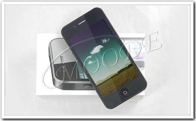 i5 - китайский iPhone 5, Android 4.0.3, MTK6573 (650MHz), 4