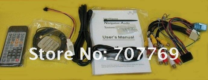 CV-8038 - автомобильная магнитола, 7