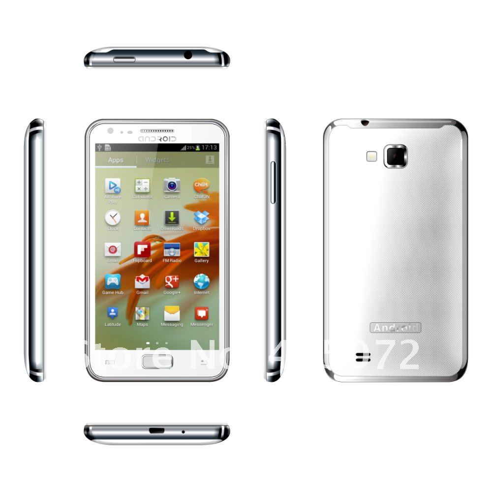 Star N800 - смартфон.4.3