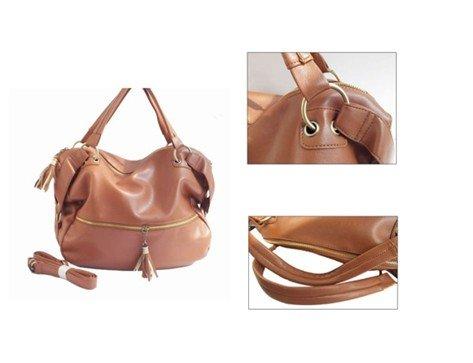 Модные и вместительные женские сумочки из полиуретановой кожи - прекрасное решение для большого города.