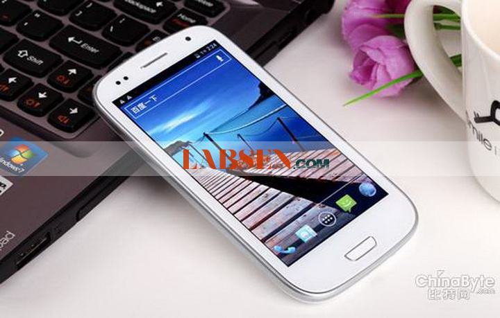 CDS CD1000 - смартфон, Android 4.0.4, MTK6577 (2x1.2GHz), HD 4.5
