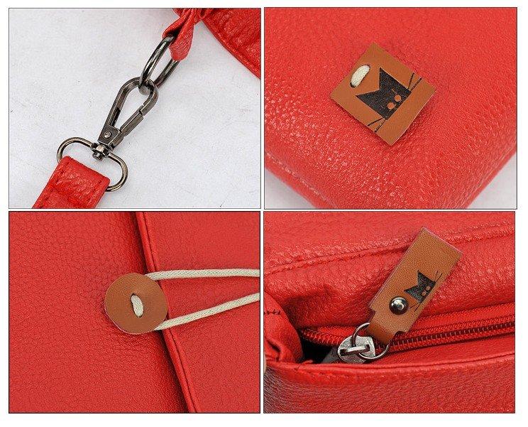 Модные женские сумки из полиуретановой кожи Sx-49