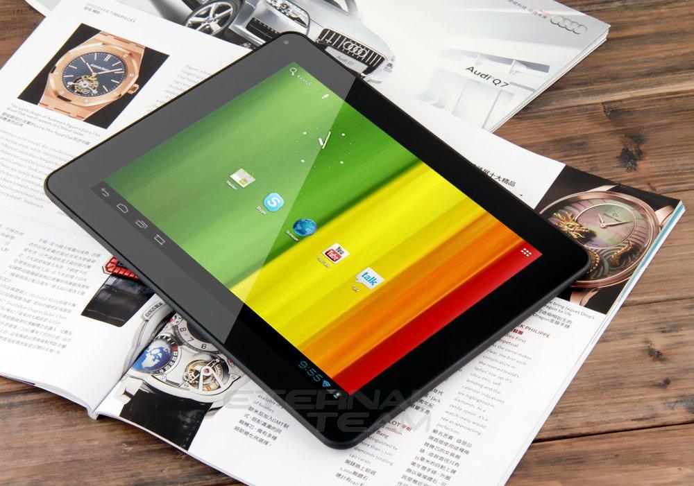 Zenithink C97 - планшетный компьютер, Android 4.0.4, 9.7