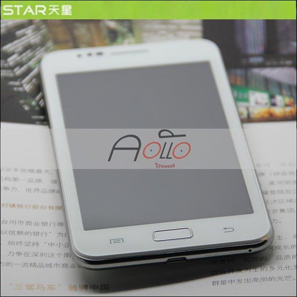 Star N9000 - смартфон, Android 4.0.3, MTK6575 (1GHz), 5