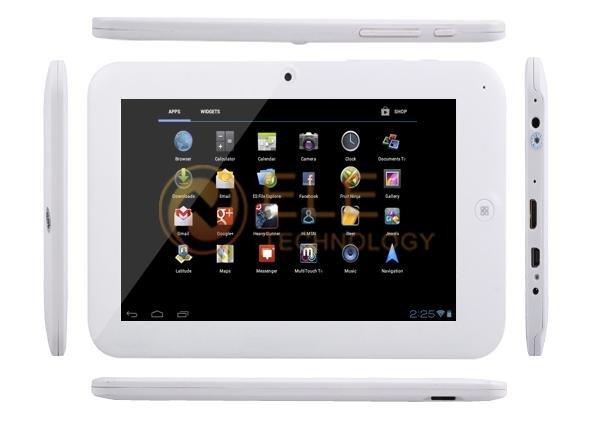 Action TP-18026 - планшетный компьютер, Android 4.0.3, 7