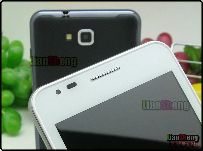 Haipai i9277 - смартфон, Android 4.1.1, MTK6577 (1.2GHz), 5.2