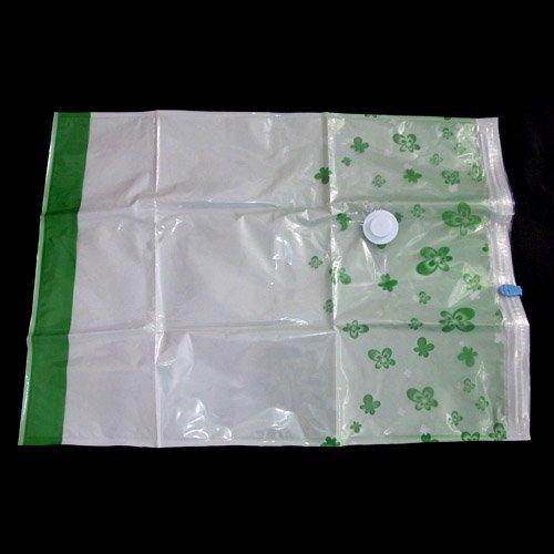 Вакуумная компресионная сумка для хранения, 60x80см, 010234 -2 штуки