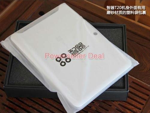 SmartQ T20 - планшетный компьютер, Android 4.0.3, 10.1