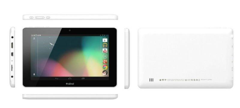 Ainol Novo 7 Crystal - планшетный компьютер, Android 4.1.1, 7