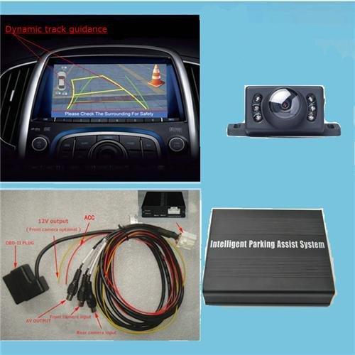 Автомобильная интеллектуальная парковочная система (IPAS