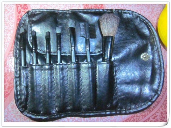 Набор кистей (7 шт.) для макияжа HZPSZ009