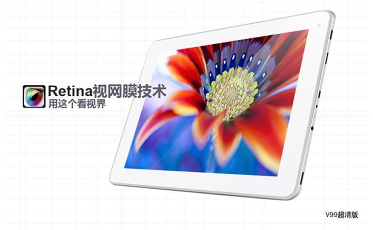 CHUWI V99 - планшетный компьютер, Android 4.1.1, 9.7