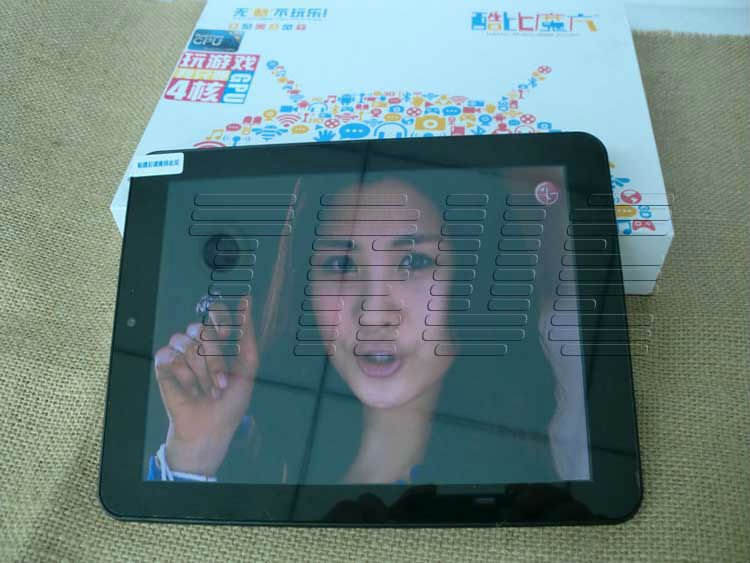 Cube U23GT - планшетный компьютер, Android 4.0.4, 8
