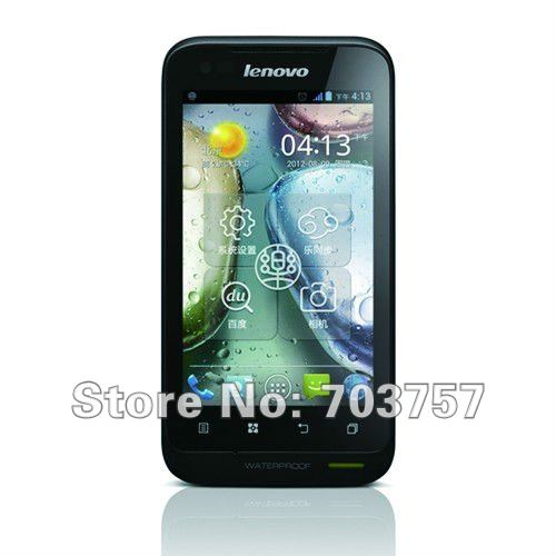 Lenovo LePhone A660 - смартфон, Android 4.0.3, MTK6577 (1GHz), 4