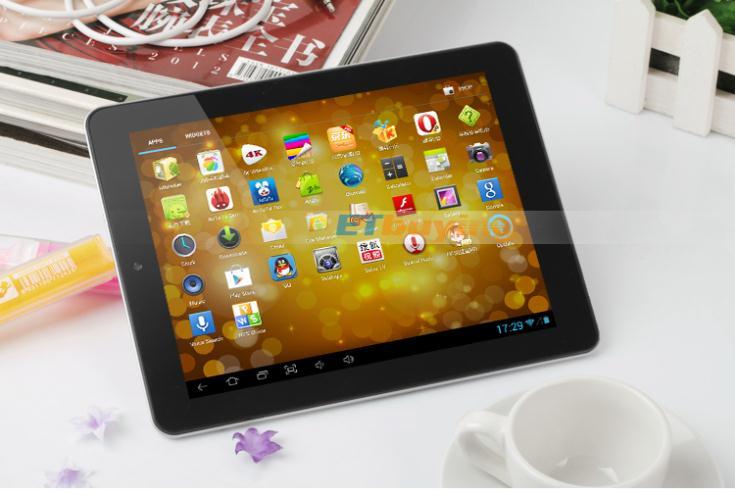 Onda V812 - планшетный компьютер, Android 4.1.1, 8