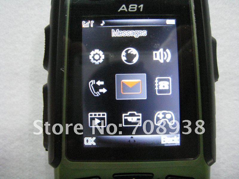 U-mate A81 - мобильный телефон, 2