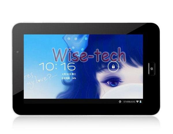 Onda Vi60 Elite - планшетный компьютер, Android 4.0.3, Allwinner A10 (1.5GHz), 7