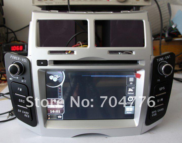 HanStar 700D - автомобильная магнитола, 6.2