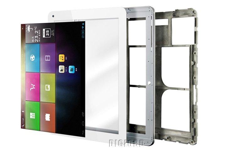 FNF iFive X - планшетный компьютер, Android 4.0.4, 9.7