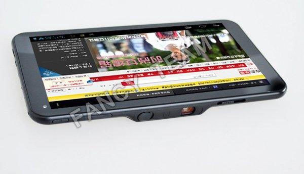 SmartQ U7H - планшетный компьютер, Android 4.1.1, 7