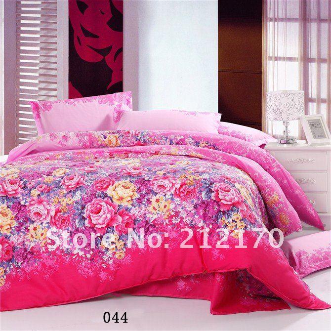 Комплект постельного белья из 4 предметов