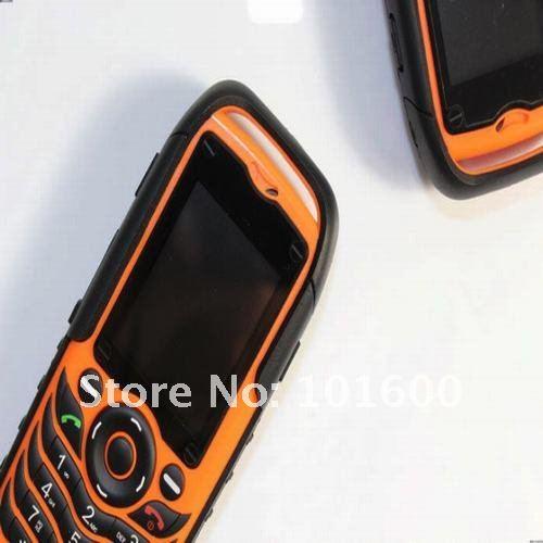 Fortis A88 Orange - мобильный телефон, 2