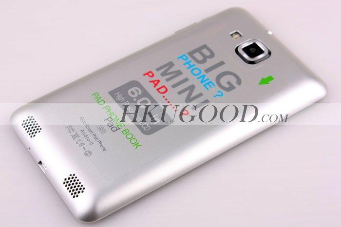 DaPeng i9877 - смартфон, Android 4.0.3, MTK6577 (1GHz), 6