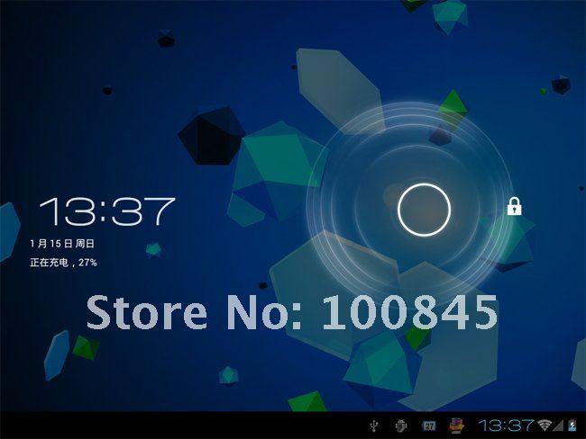 Ampe A90 - планшетный компьютер, Android 4.0.3, 9.7