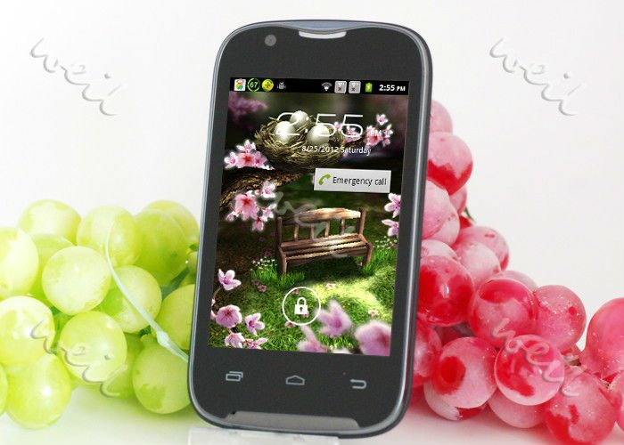 A600 - смартфон, Android 2.3.5, MTK6515, 3.5
