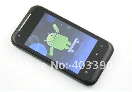 G20 - смартфон, Android 2.3.6, MTK6513 (650MHz), 3.5